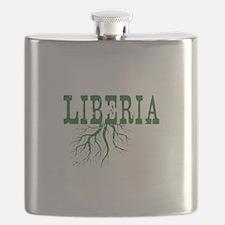 Liberia Roots Flask