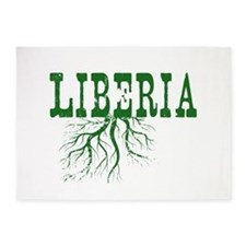 Liberia Roots 5'x7'Area Rug