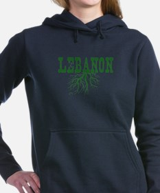 Lebanon Roots Women's Hooded Sweatshirt