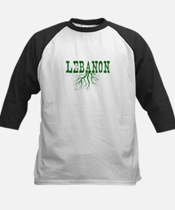 Lebanon Roots Kids Baseball Jersey