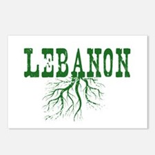 Lebanon Roots Postcards (Package of 8)