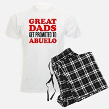 Great Dads Promoted Abuelo Pajamas