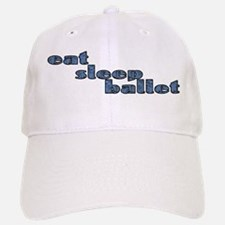 eat sleep ballet - Baseball Baseball Cap