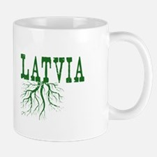 Latvia Roots Mug