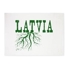 Latvia Roots 5'x7'Area Rug