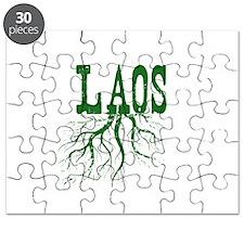 Laos Roots Puzzle