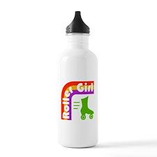 Roller Girl Water Bottle
