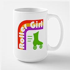 Roller Girl Mugs