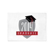2014 Graduate 5'x7'Area Rug