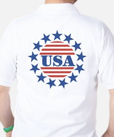 USA Fourth of July T-Shirt