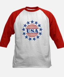 USA Fourth of July Tee