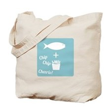 Chip Cheerio Tote Bag