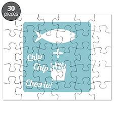 Chip Cheerio Puzzle
