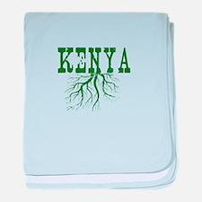 Kenya Roots baby blanket