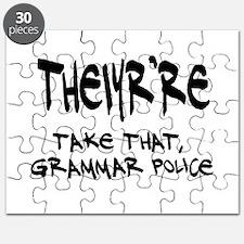 Grammar Police Puzzle