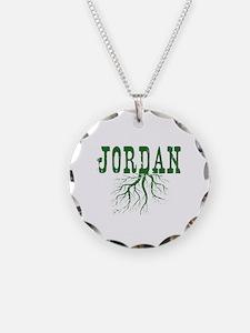 Jordan Roots Necklace
