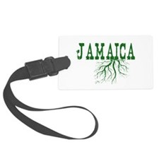 Jamaica Roots Luggage Tag