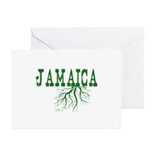 Jamaica Roots Greeting Cards (Pk of 10)