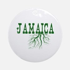 Jamaica Roots Ornament (Round)