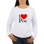 Love Poe Women's Long Sleeve T-Shirt