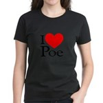 Love Poe Women's Dark T-Shirt