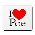 Love Poe Mousepad