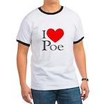 Love Poe Ringer T