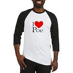 Love Poe Baseball Jersey
