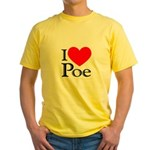 Love Poe Yellow T-Shirt