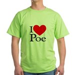 Love Poe Green T-Shirt