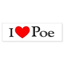 Love Poe Bumper Bumper Sticker
