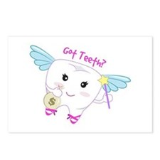 Got Teeth? Postcards (Package of 8)