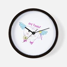 Got Teeth? Wall Clock