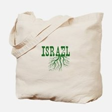 Israel Roots Tote Bag