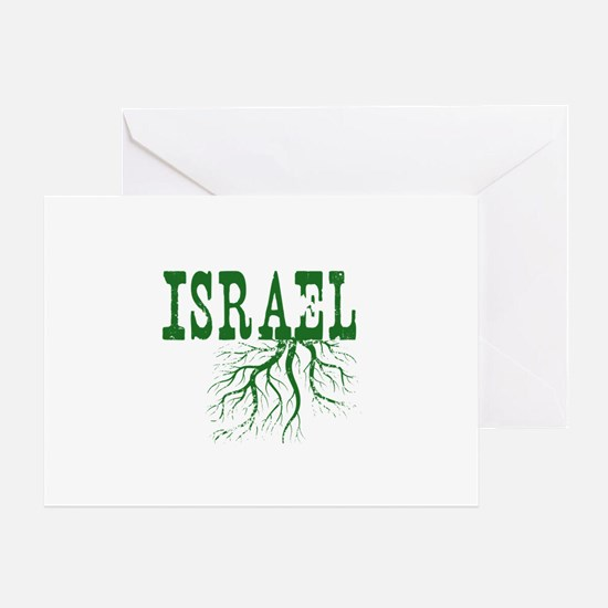Israel Roots Greeting Card