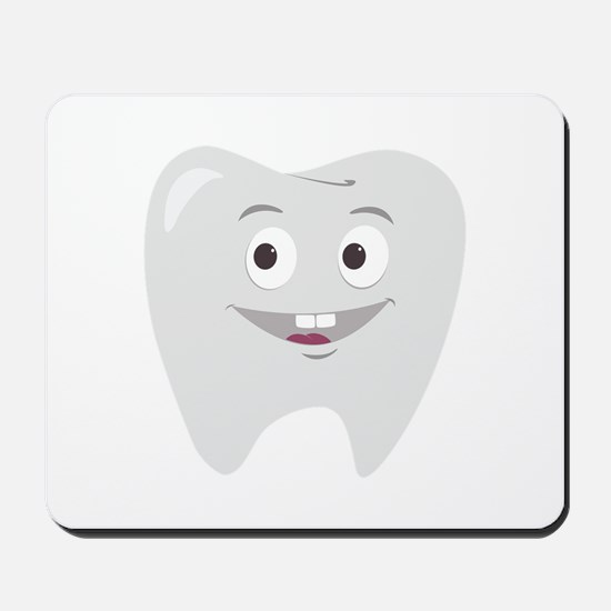 Happy Tooth Mousepad