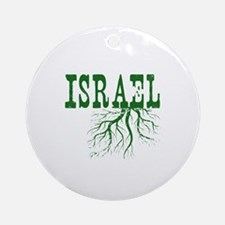 Israel Roots Ornament (Round)