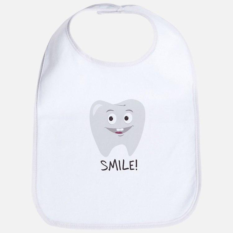 Smile Tooth Bib