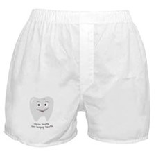 Clean Teeth Boxer Shorts