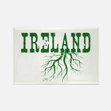 Ireland Roots Rectangle Magnet
