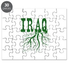 Iraq Roots Puzzle