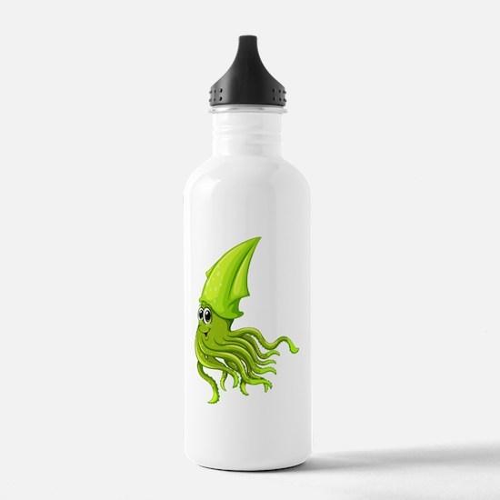 Squid Water Bottle