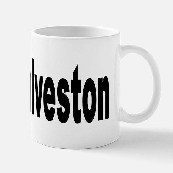 I Love Galveston Mug