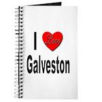 I Love Galveston Journal