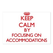 Accommodations Postcards (Package of 8)