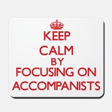 Accompanists Mousepad