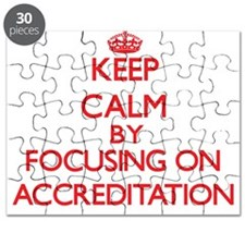 Accreditation Puzzle