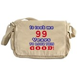 99th birthday Bags & Totes