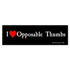 I (heart) Opposable Thumbs - BMP