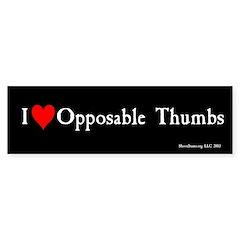 I (heart) Opposable Thumbs - BMP